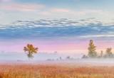 Autumnscape At Sunrise P1460249-55