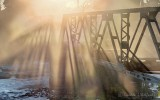 Misty Confederation Bridge P1460655-61