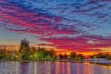 Victoria Canal Basin At Sunrise P1470540-6