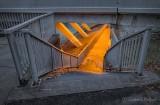 Flight of Bridge Stairs P1480212-8