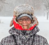 Snowy Sandra (A Walk In The Park) P1010652-4