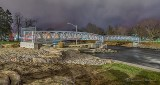 New Two Span Footbridge P1490185-9