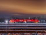 Back-to-Back Locomotives P1490939-45