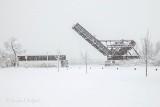 Bascule Bridge In Snowfall P1020071