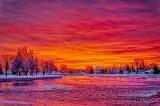 Sunrise At The Victoria Basin P1500987-93