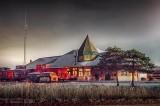 Railway Museum Of Eastern Ontario At Night P1510282-7