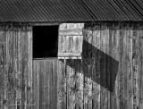 Open Barn Loft Door P1020305