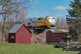 VIA Rail Locomotive 910 (P1020528-02)