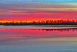 Irish Creek At Sunrise P1540085-91