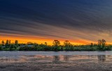 Rideau Canal At Sunrise P1550940