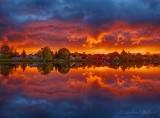 Rideau Canal Sunset DSCN37301-6