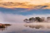 Fog Beyond Misty Otter Creek P1560707