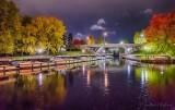 Le Boat Season End Queue At Night P1560749-55