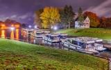 Le Boat Season End Queue At Night P1560770-6