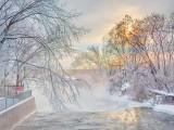 Early Morning Frost & Mist At Old Slys DSCN47779-81