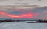 Layered Sunrise Beyond Rideau Canal DSCN49870