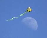 Kite Flying Over The Moon DSCN52000.6