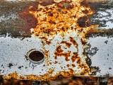 Hole In One Rusty Railing DSCN53981