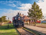 CN 1112 Steam Locomotive At RME0 DSCN55262