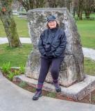 Sandra At Centennial Park DSCN55896