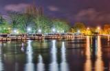 Le Boats Docked At Centennial Park P1590823-7