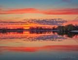 Otter Creek Sunrise DSCN58351