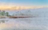 Misty Rideau River & Ground Fog P1600083