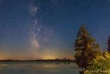 Milky Way Over Irish Creek P1600747