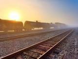 Foggy Rail Yard DSCN64618-20