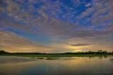 Night Sky Over Irish Creek 90D-00192