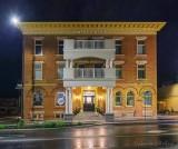 Rideau Hotel At Night 90D05030-4