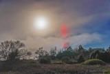 Harvest Moon Over Distant Fog 90D05613-7