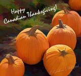 Happy Canadian Thanksgiving DSCN74022 'Art