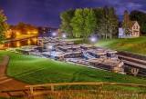 Le Boat Queue At Night 90D07511-5