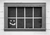 Smiley Face DSCN74449BW