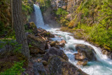 Blanket Creek Falls