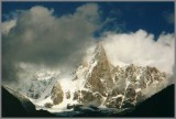 Mont Blanc from July 1997