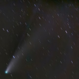 Comet C/2020 F3 NEOWISE closest approach to Earth