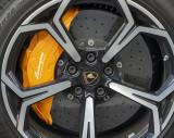 Massive carbon ceramic brakes