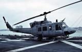 USS NASSAU LHA4  PORTSMOUTH HARBOUR UK  01 APRIL 1992