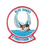 VFA-72 BLUEHAWKS