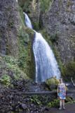 Wakeena Falls Multanomah Falls Hike