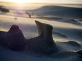 Sandblown