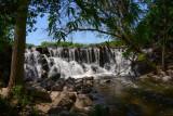 Whitnall Park Waterfall