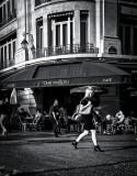 Paris, café Père & Fils