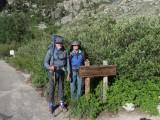 Keersarge Pass Backpack Trip June 2020