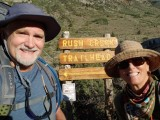 Ansel Adams Wilderness Backpack Trip