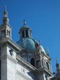 Como cathedral dome