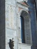 Como cathedral sundial