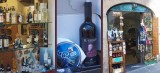 Tuscan delicacies on sale